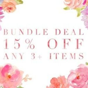 🌸 Bundle 3 Items and Save